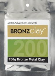 BRONZclay™ - 200-gram packages x 3
