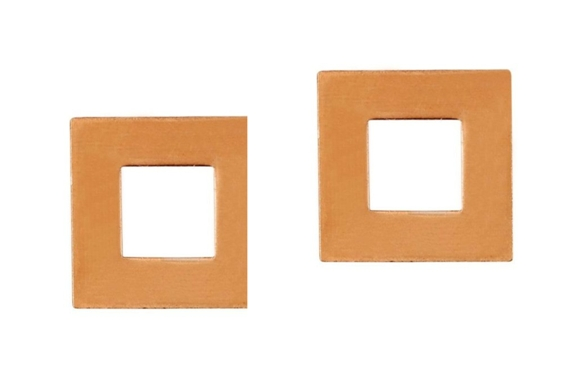 Copper Frame Blanks x 2