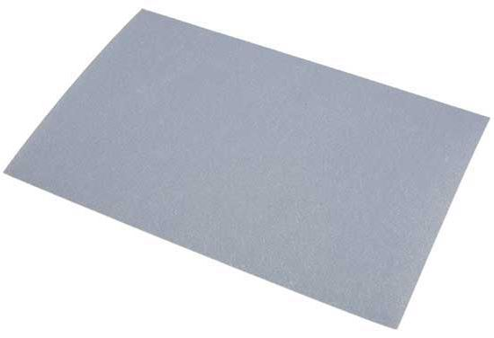 3M polishing paper in 600 grit (grey)