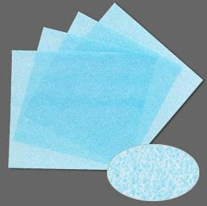 3M polishing paper in 1200 grit (blue) x 4 sheets