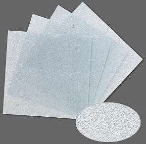 3M polishing paper in 600 grit (grey) x 4 Sheets
