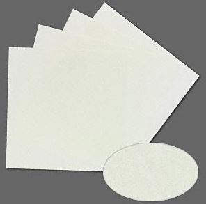 3M polishing paper in 8000 grit (light green) x 4 Sheets