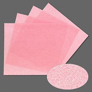 3m Polishing Paper 4000 grit (Pink)