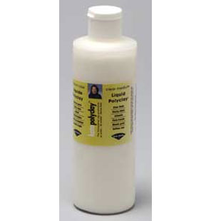 Kato Clear Medium Lquid Polyclay 237ml