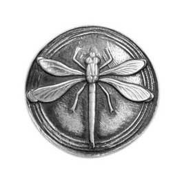 Antique Mould - Dragonfly Medium