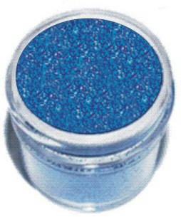 Microfine Art Glitter Blue Diadem 14grams