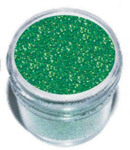 Microfine Art Glitter Regal Green 14grams