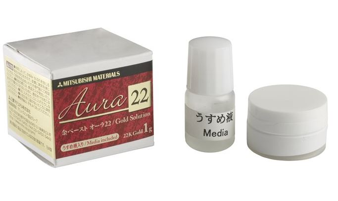 Aura 22 Gold Solution