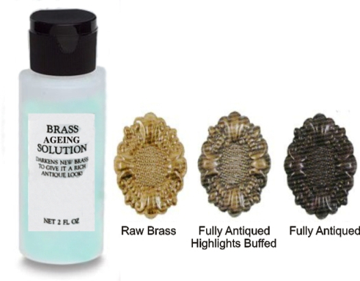 Brass Ageing Solution 60ml