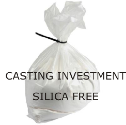 Casting Investment for Ring Pellet Mould - Silica Free