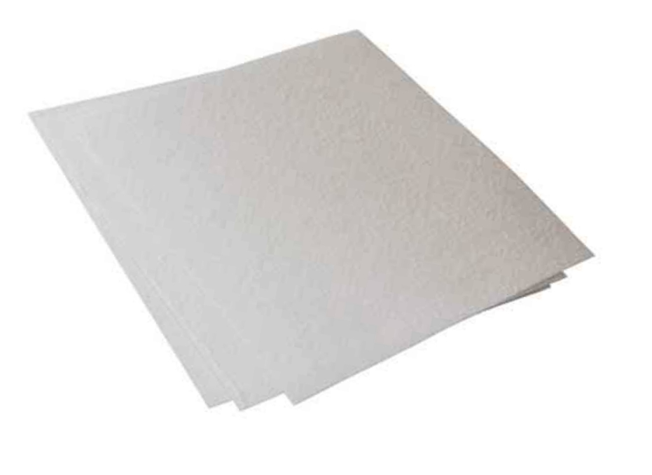 Fibre Paper Sheet 0.7938mm Thick - 3 Pieces