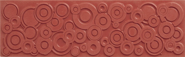 Circulate Rubber Texture Mat