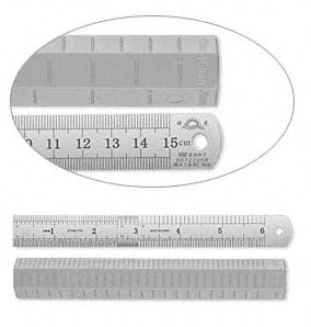 Clay Marking Roller and Ruler Set