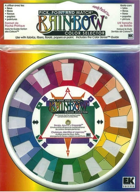 Colour Wheel Selector