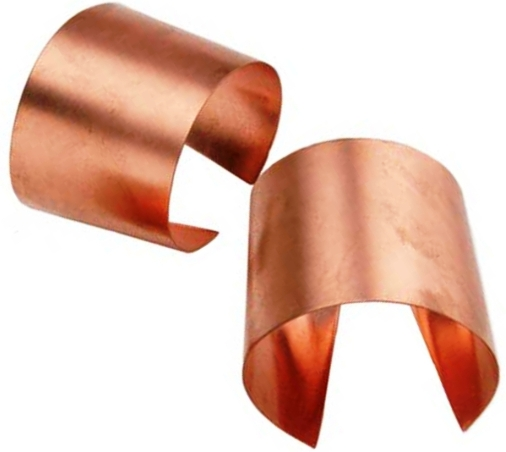 Copper Bangle Cuff Drying Form - Pkg of 2