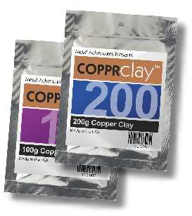 COPPRclay™ - Copper Clay