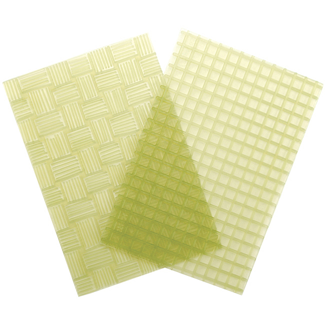 Studio™ by Sculpey® Country Square Texture Sheets x 2