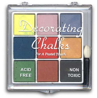 Craft-T Decorating Chalks Kit 3