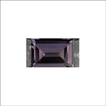 5x3 Emerald Cut Faceted Alexandrite