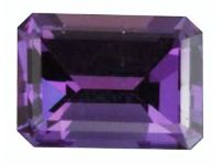 7x5 Emerald Cut Faceted Alexandrite