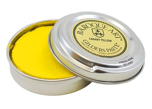 Gilders Paste - Canary 30ml