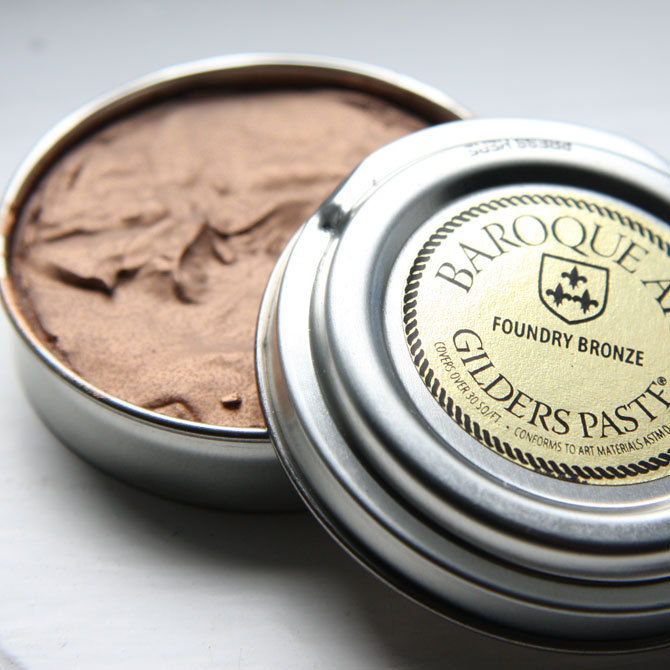 Gilders Paste - Foundry Bronze 30ml