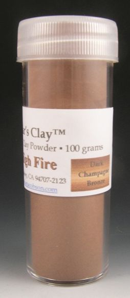 Hadar's Clay™ DARK Champagne Bronze NEW One Phase Fire
