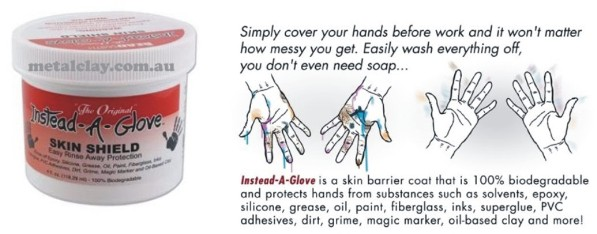 Hand Shield - INSTEAD A GLOVE