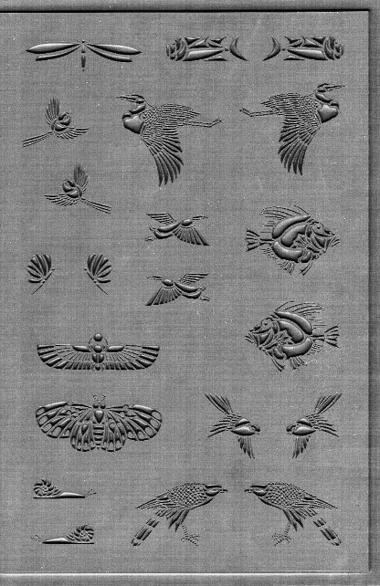 Wings and Things - Element Texture Sheet - Large