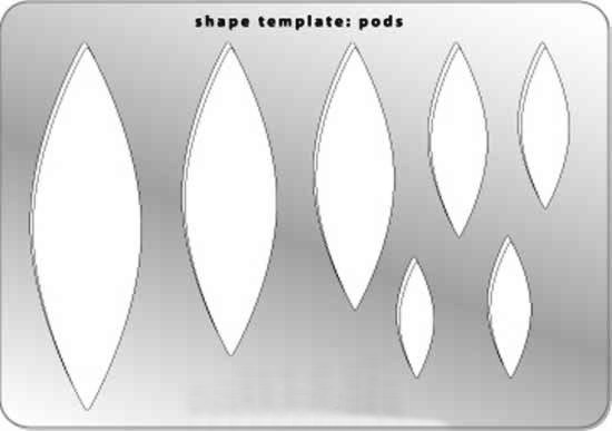 Template - Pod Shapes