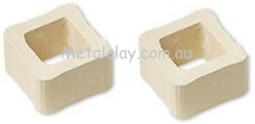 Ceramic Posts - 40mm Pair