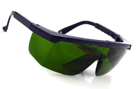 Kiln Safety Glasses with Infrared Protection