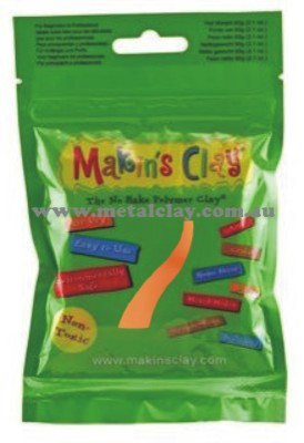 Makins Clay - 60g PERSIMMON