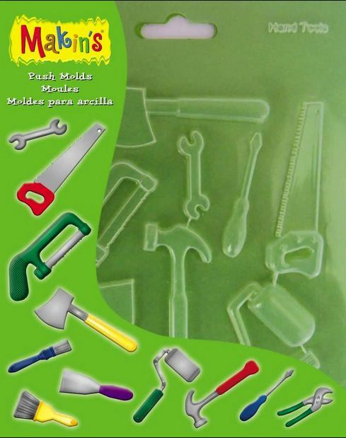 Makins Push Moulds - Hand Tools NEW