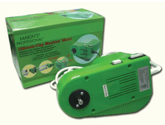 Makin's® Ultimate Clay Machine™ Motor (NEW)