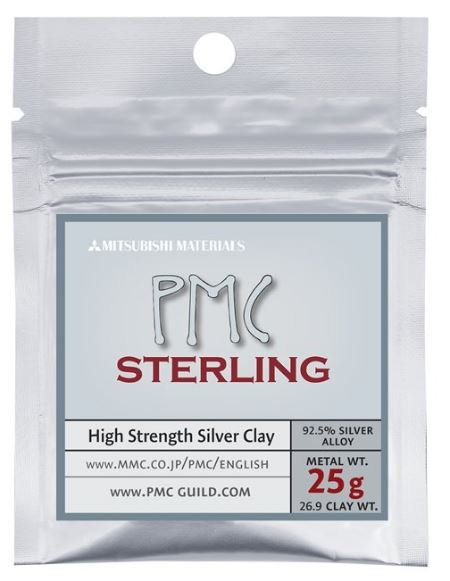 PMC Sterling Silver Clay, 25g