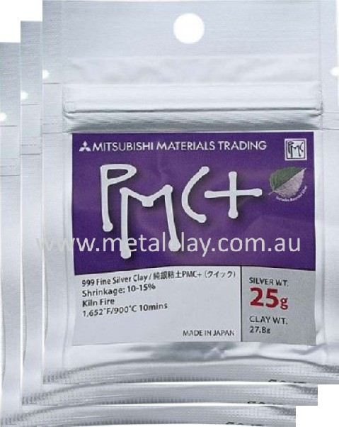 PMC+ 25grams x 3 Packs
