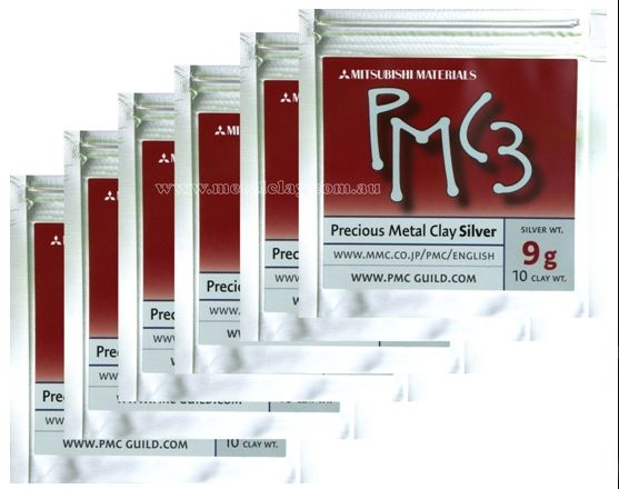 PMC3 9G LUMP OR CLAY BULK X 5 PACKETS