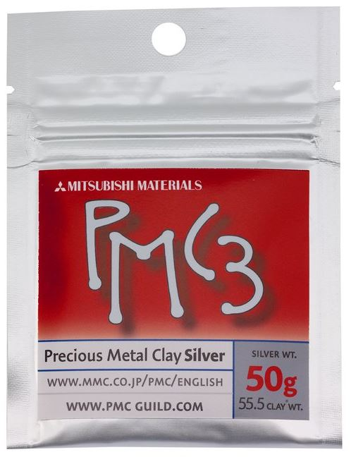 PMC3 50G LUMP OR CLAY BULK X 5 PACKETS