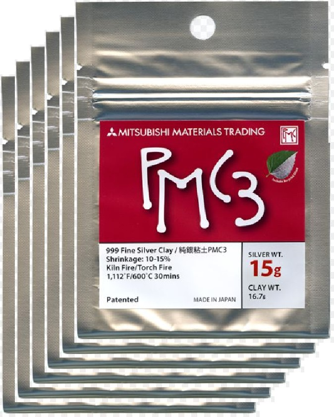 PMC3 15 grams x 5 Pack