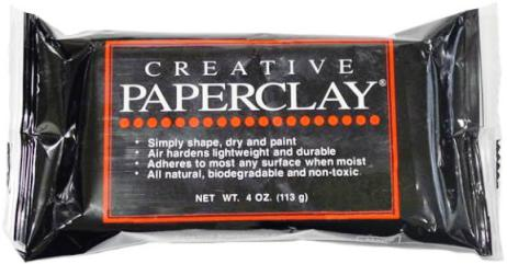 Creative Paper Clay