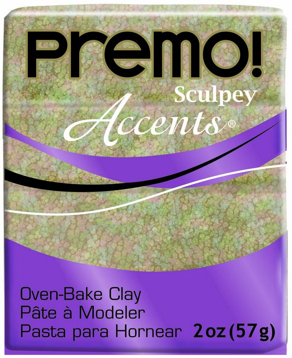 Premo Sculpey Accents Opal 57grams NEW