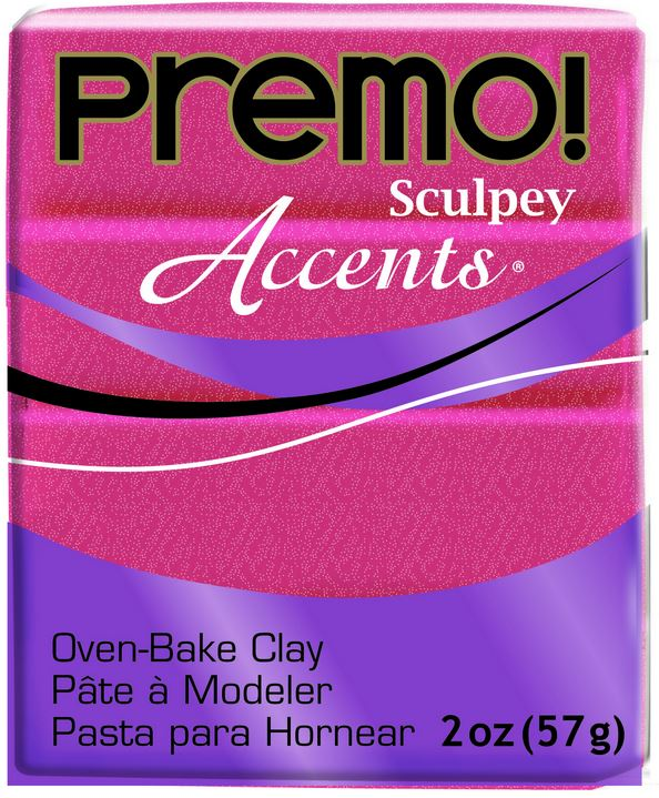 Premo Sculpey Accents Sunset Pearl 57grams NEW