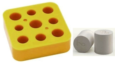 Ring Pellet Mould – Half Size