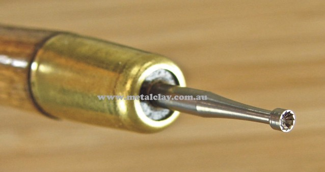 Round Your Wire Burr Tool
