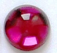 2mm Ruby Cabochon