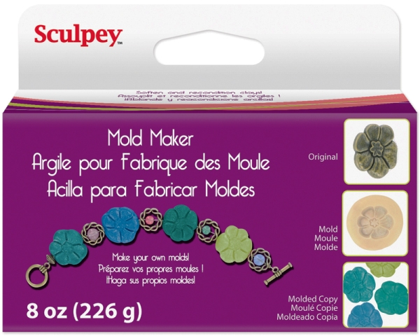 Sculpey Mold Maker
