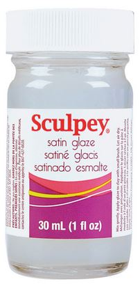 Sculpey Satin Glaze