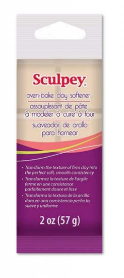 Sculpey Solid Clay Softener 57g