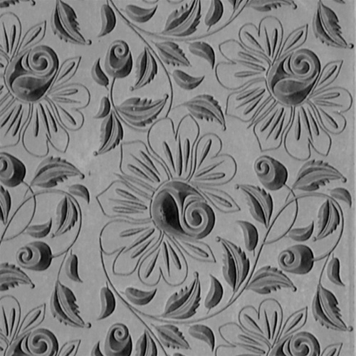 Climbing Roses Embossed Texture Tile